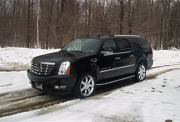 Escalade After